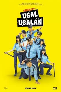 Security Ugal Ugalan poster