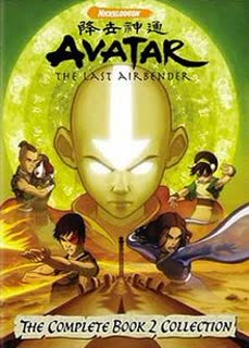 Avatar: The Last Airbender - Book 2: Earth poster