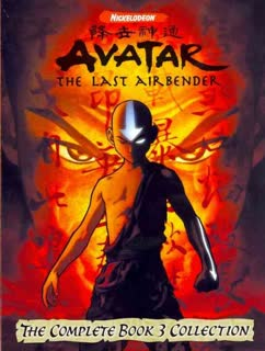 Avatar: The Last Airbender - Book 3: Fire poster