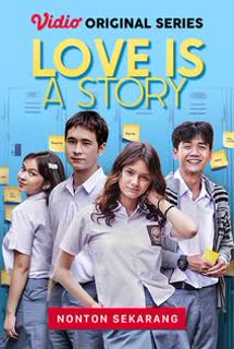 Love Is A Story (2021) poster