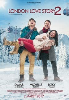London Love Story 2 poster