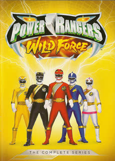 Power Rangers Wild Force - Season 10 poster
