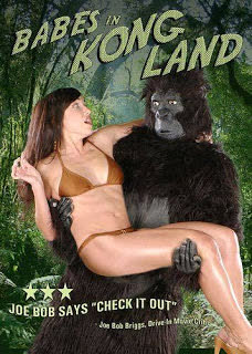 Babes in Kong Land (2007) poster