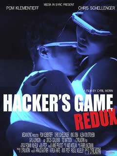 Hackers Game Redux poster