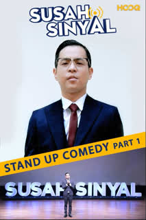 Susah Sinyal Stand Up Comedy (2017) poster