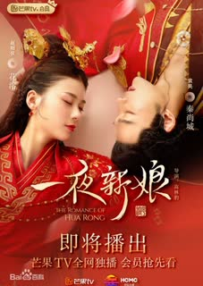 The Romance of Hua Rong poster