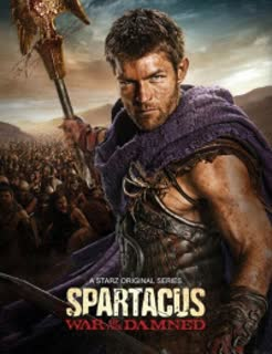 Spartacus War of the Damned - Season 3 poster