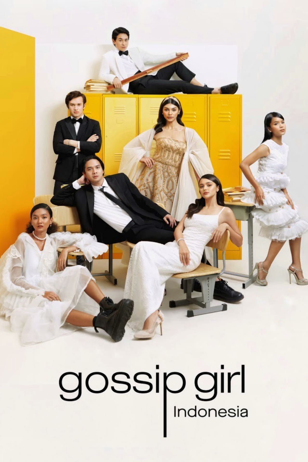Gossip Girl Indonesia (2020) poster