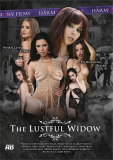 The Lustful Widow poster