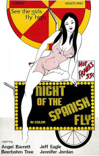 The Night Of The Spanish Fly (1976) poster