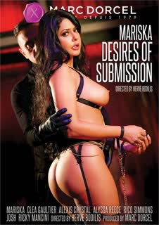 Mariska  Desires of Submission poster