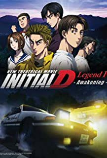 Initial D The Movie 1 : Legend Awakening poster